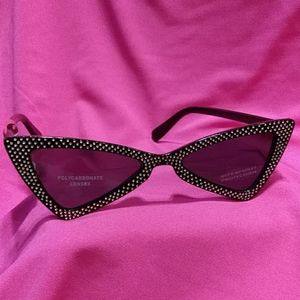 Retro Rockabilly Sexy Sunglasses